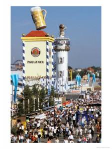 Festival Oktoberfest de Múnich