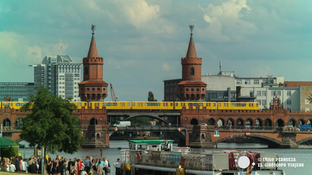 Berlin y sus monumentos, nos sorprenden a cada paso. ©Iñigo Pedrueza.