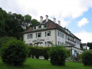Hotel Schlosshotel Lisl, situado en el valle del castillo de Newschwanstein