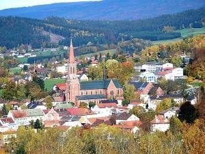 Zwiesel se encuentra en el corazón del Bosque Bávaro