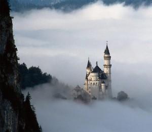 Castillo de Neuschwanstein en  Baviera (Foto Flickr de jackluke)