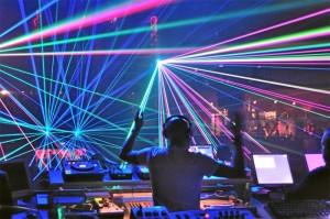 Discoteca Funpark de Hanover, Alemania.(Foto Flickr de hanpixxler)