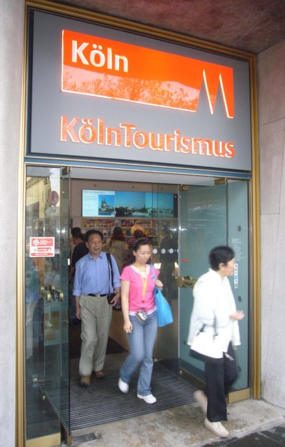 Oficinas de turismo en Alemania