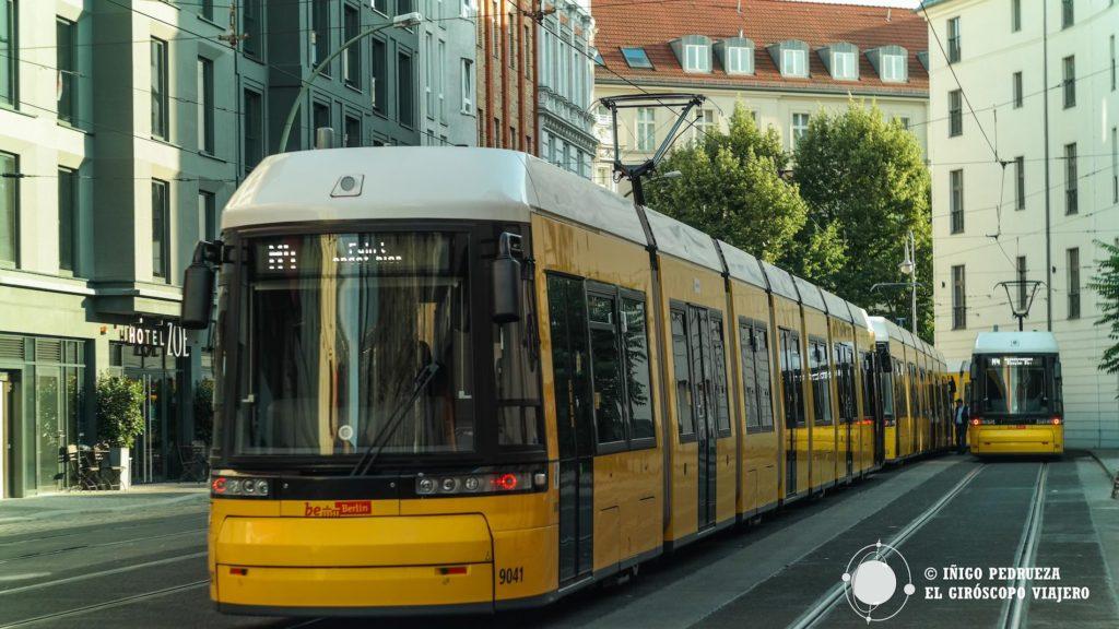 Cómo moverse en Berlín