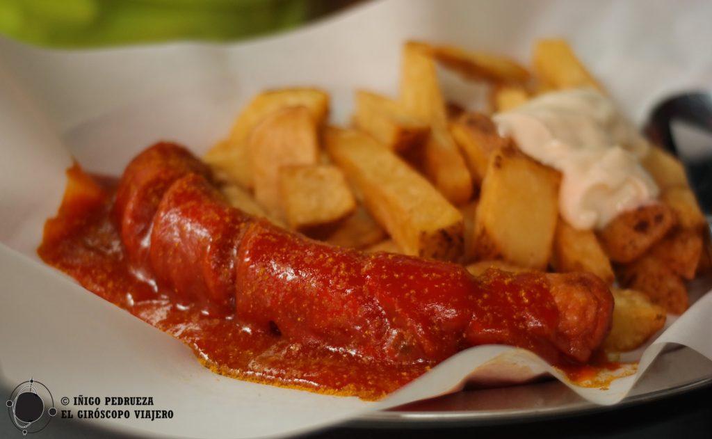 Gastronomía berlinesa