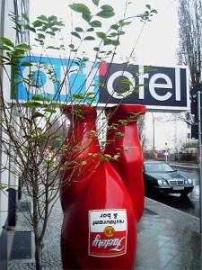 Hotel Art'otel Berlin Mitte de Berlín.