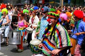 Carnaval de las culturas de Berlín
