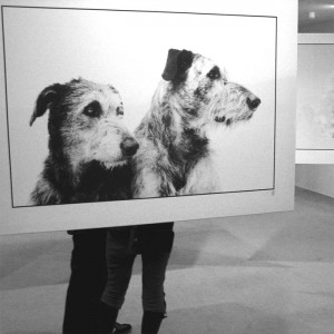 Exposición de Pete Dine en el Art Center de Berlín