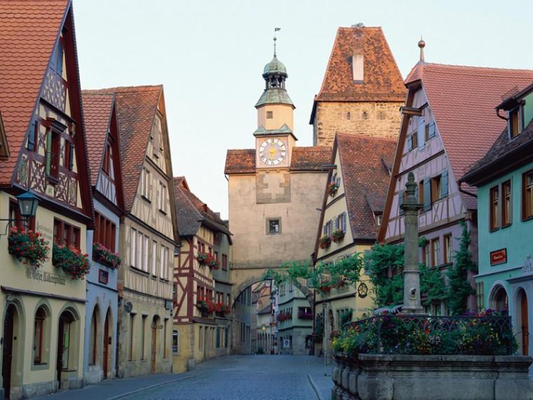 Baviera es una de las regiones más espectaculares de Alemania