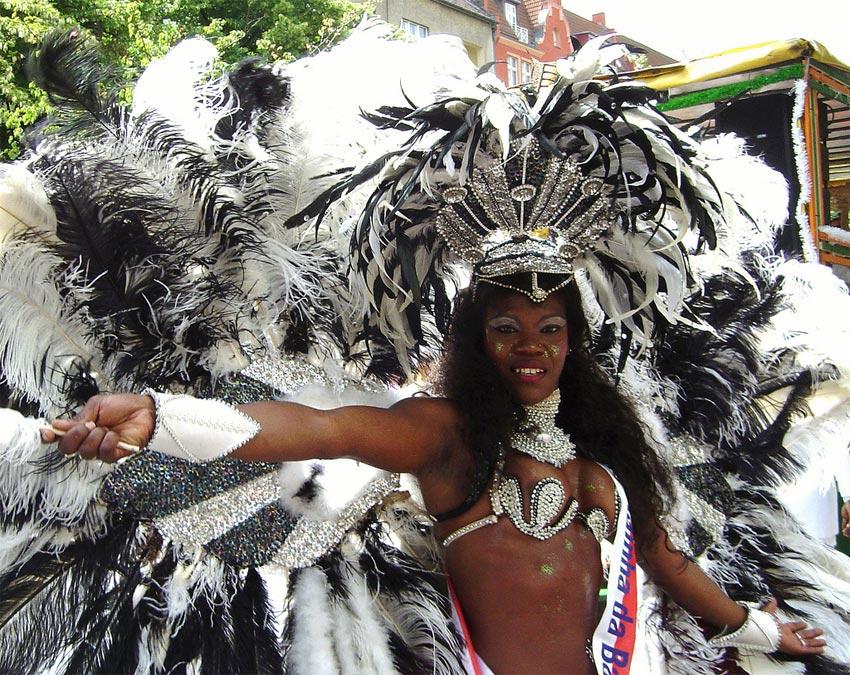 Carnaval de las culturas en Berlín