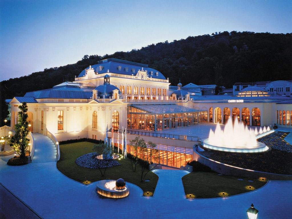 Casino de Baden Baden, ciudad balnearia de Baden-Wurtemberg.
