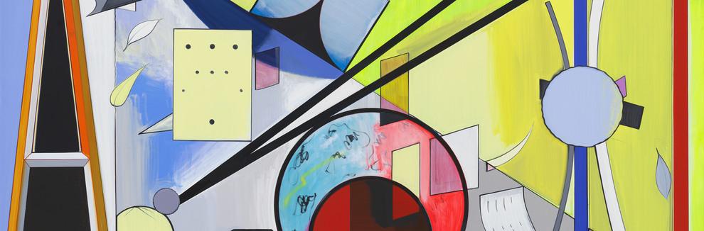 Exposición de Thomas Scheibitz en el Museo Kunstmuseum de Bonn