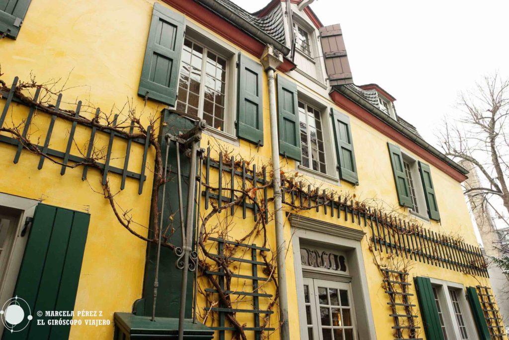 Casa natal de Beethoven convertida en museo