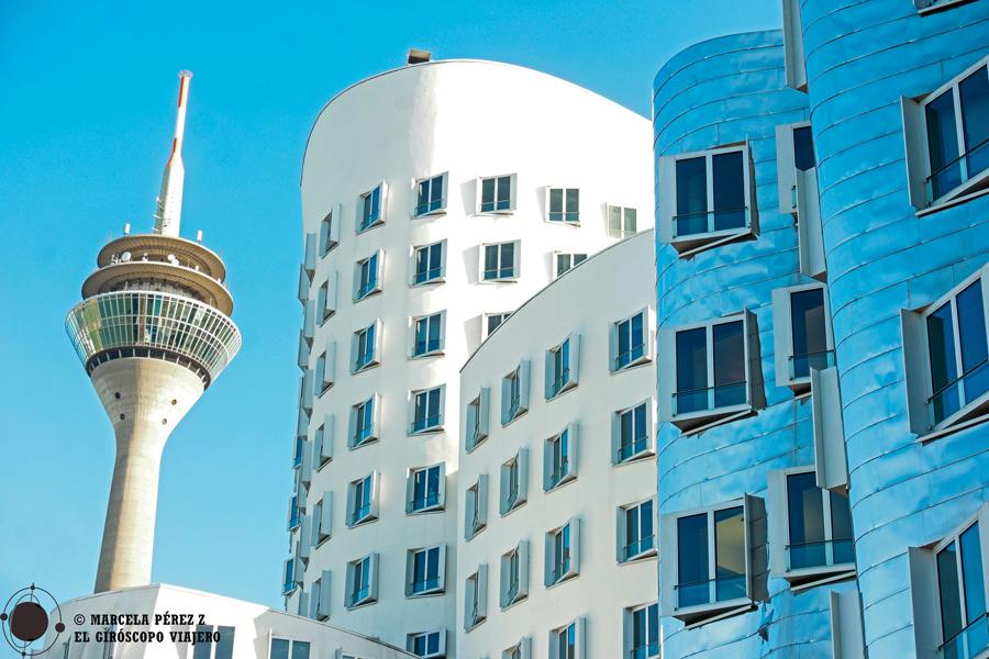 Edificios Frank Gehrys Häuser